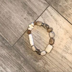 Vintage Silpada Stretch Bracelet B1655